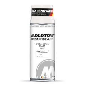 MOLOTOW URBAN FINE-ART/ Filler White 423